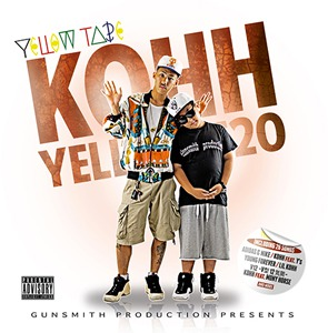 KOHH – YELLOW T△PE