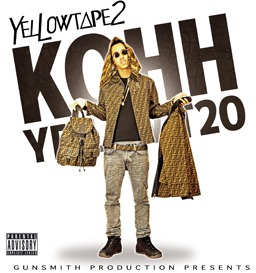 KOHH - YELLOW T△PE 2