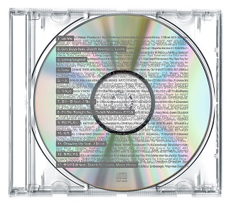 Transparent CD Jewel Case