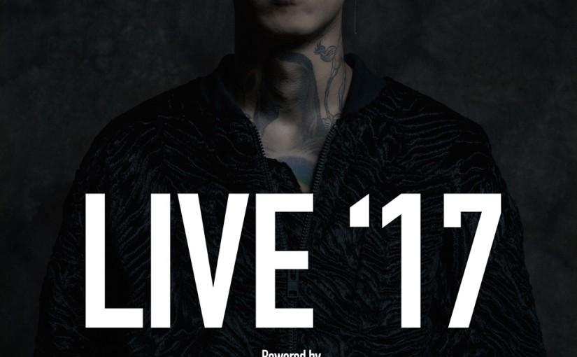 KOHH「LIVE '17 Powered by BM Inc.」